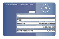EHIC health card