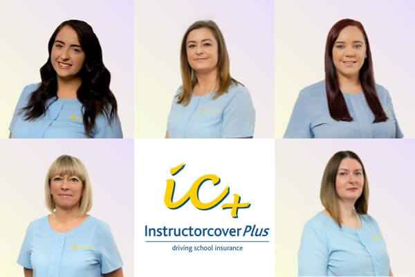 Instructor cover Team photo